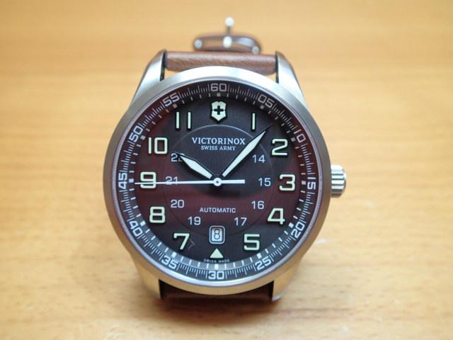 ビクトリノックス 腕時計 エアボス メカニカル 241507