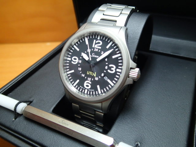 ジン 腕時計 SINN 856.M 分割払いもOKです 優美堂はSinnのOfficial Agent (正規販売店)です。