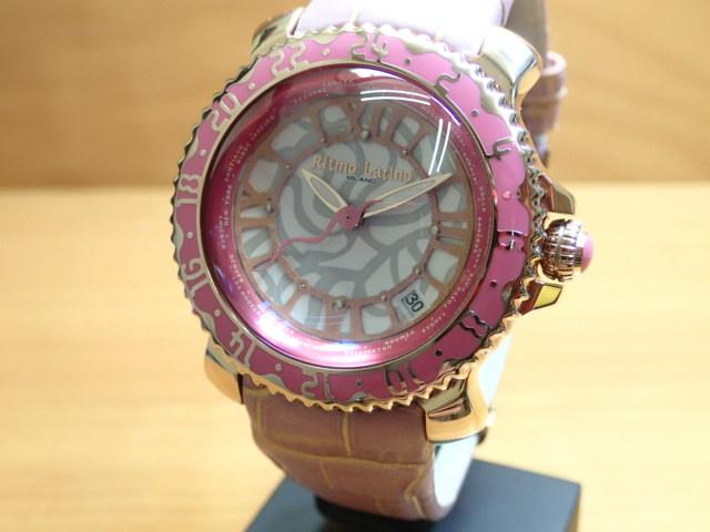 【Ritmo Latino リトモラティーノ 腕時計】 Viaggio ROMAN ビアッジョ 自動巻き式 VA87PGメーカー保証つきの正規販売店商品です。