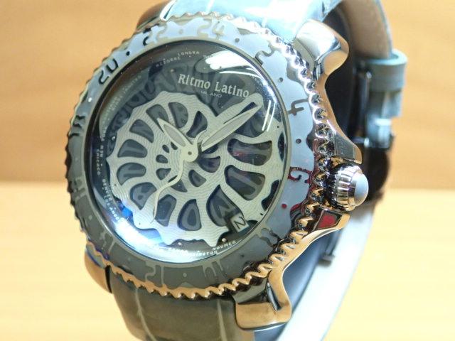 Ritmo Latino リトモラティーノ 腕時計 Viaggio AMMONITE ビアッジョ 自動巻き式 VA91GM自動巻きムーブメント搭載!メーカー保証つきの正規販売店商品です。
