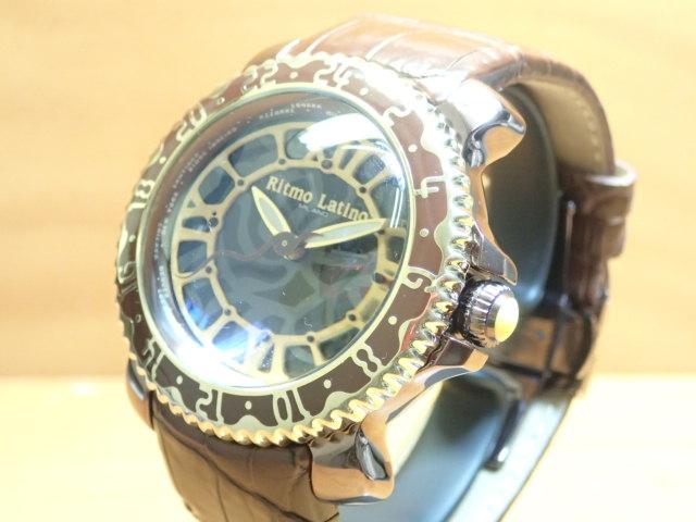 Ritmo Latino リトモラティーノ 腕時計 Viaggio ROMAN ビアッジョ 自動巻き式 VA77BR自動巻きムーブメント搭載!メーカー保証つきの正規販売店商品です。