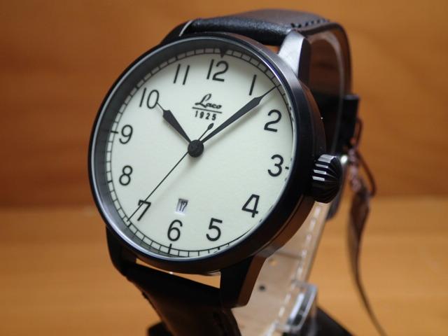 ラコ 腕時計 Laco ネイビーウォッチ 861776 Casablanca カサブランカ 42MM 自動巻優美堂のLaco ラコ腕時計はメーカー保証2年つきの正規販売店商品です。