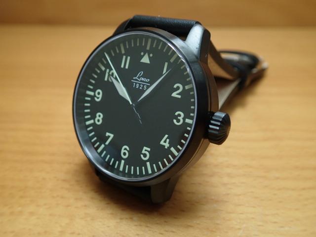 ラコ 腕時計 Laco パイロットウォッチ 861759 Altenburg アルテンブルク 42MM 自動巻優美堂のLaco ラコ腕時計はメーカー保証2年つきの正規販売店商品です。