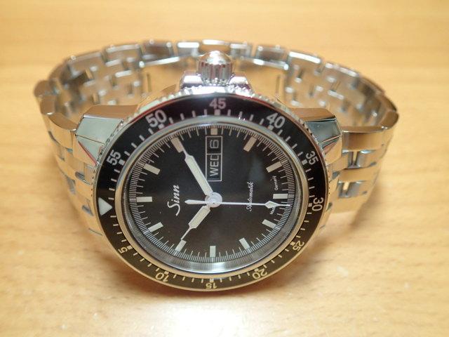 ジン 腕時計 Sinn ジン時計 104STSAM 分割払いもOKです優美堂のジン腕時計はメーカー保証2年つきの正規輸入商品です