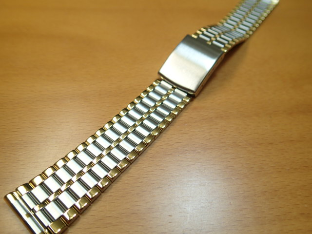 18mm時計バンド(腕時計)ベルト18ミリ ステンレススチール ブレスレット メタル バンド ベルト 時計ベルト・バンド バネ棒 サービス付き 18mm 時計ベルト 525円で販売していますバネ棒をサービスでお付けします。