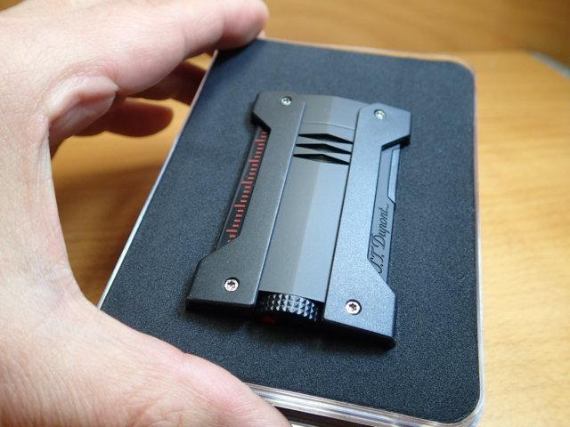 Dupont デュポン ライター デフィ エクストリーム マットブラック DEFI EXTREME ターボライター 正規品 21400