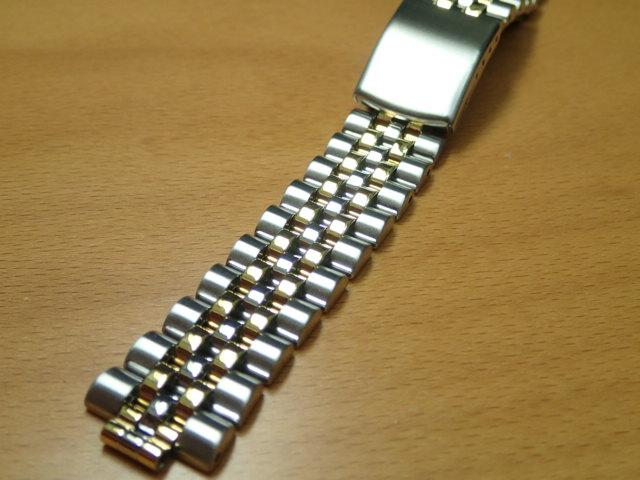 18mm 時計バンド(腕時計)ベルト18ミリ ステンレススチール ブレスレット メタル バンド ベルト 時計ベルト・バンド バネ棒 サービス付き 18mm 時計ベルト 525円で販売していますバネ棒をサービスでお付けします。