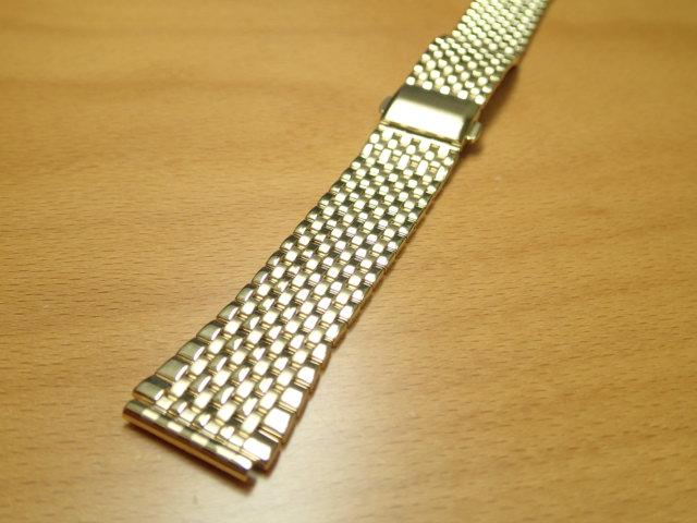 20mm 時計バンド(腕時計)ベルト20ミリ ステンレススチール ブレスレット メタル バンド ベルト 時計ベルト・バンド バネ棒 サービス付き 20mm 時計ベルト 525円で販売していますバネ棒をサービスでお付けします。