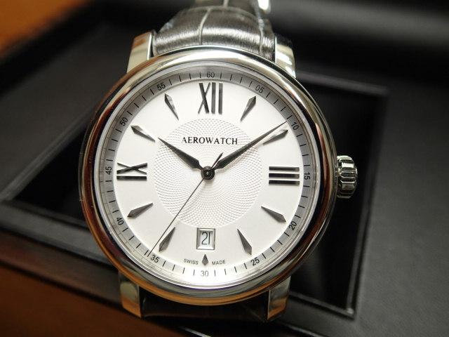 アエロ ウォッチ エレガンス 腕時計 AERO WATCH Collection Renaissance Elegance A42937AA01AERO WATCH アエロ ウォッチ 日本全国=北は北海道、南は沖縄まで送料0円 送料無料でお届けけします
