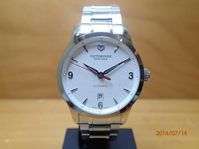 ビクトリノックス 腕時計 Alliance アライアンス メカニカル(自動巻き)ステンレススチールブレスレット 241667