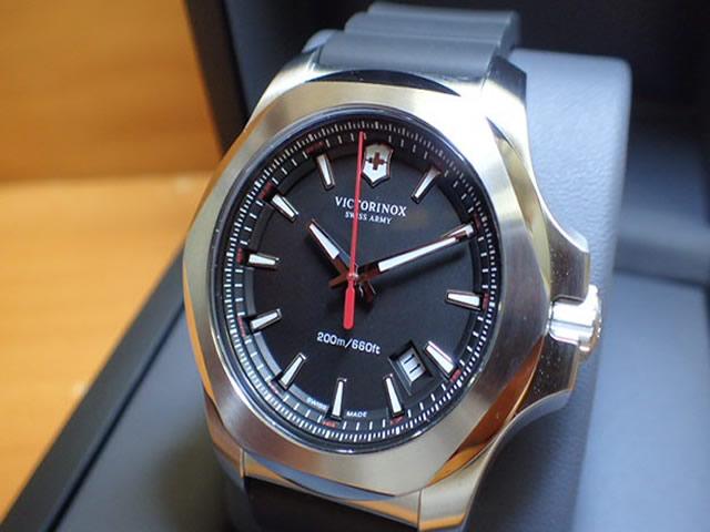 VICTORINOX ビクトリノックス 腕時計 I.N.O.X. イノックス 241682.1 ブラック