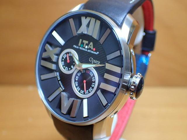 ITA 腕時計 アイティーエー Opera オペラ オートマチック 自動巻き 正規商品 Ref.21.00.05優美堂のI.T.A アイティーエー 腕時計はメーカー保証2年の正規商品です