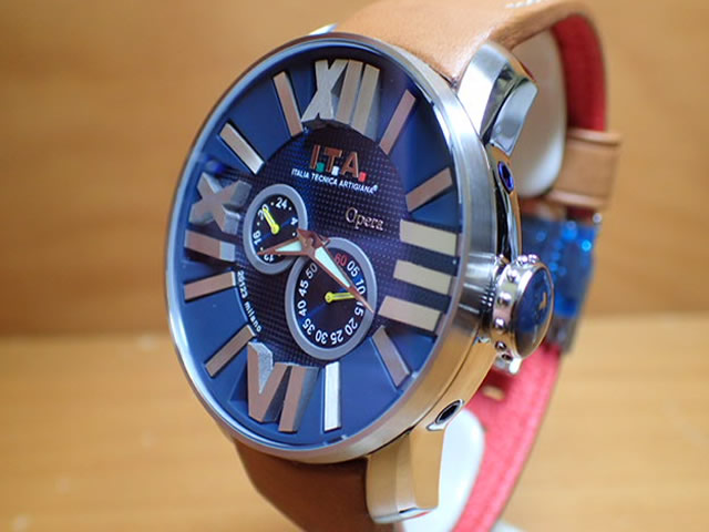 I.T.A アイティーエー 腕時計 Opera オペラ オートマチック 自動巻き 正規商品 Ref.21.00.04