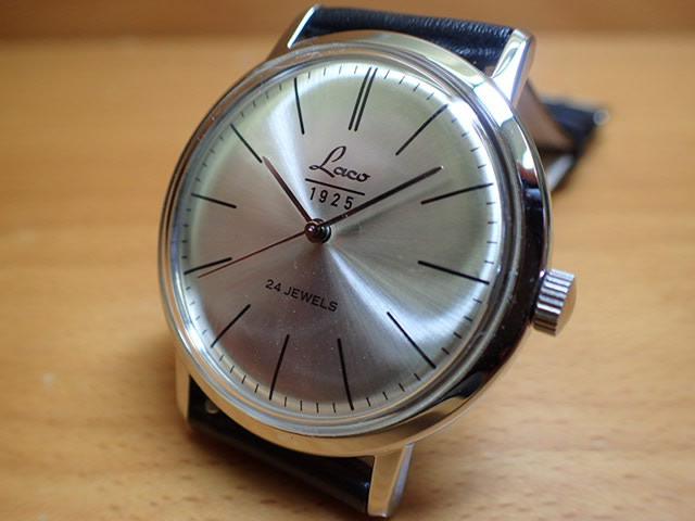 ラコ 腕時計 Laco ヴィンテージウォッチ 861781 38MM 自動巻優美堂のLaco ラコ腕時計はメーカー保証2年つきの正規販売店商品です。