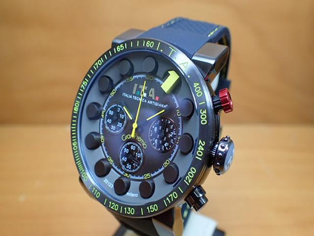ITA 腕時計 アイティーエー Gran Premio グラン プレミオ 正規商品 Ref.18.01.01優美堂のI.T.A アイティーエー 腕時計はメーカー保証2年の正規商品です