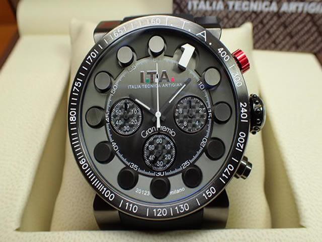 ITA 腕時計 アイティーエー Gran Premio グラン プレミオ 正規商品 Ref.18.01.03優美堂のI.T.A アイティーエー 腕時計はメーカー保証2年の正規商品です