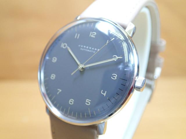ユンハンス マックスビル バイユンハンス 腕時計 MAX BILL BY JUNGHANS Automatic 38mm オートマチック 027 3401 00 正規商品