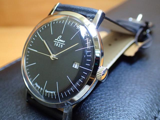 ラコ 腕時計 Laco ヴィンテージウォッチ 861838 38MM 自動巻優美堂のLaco ラコ腕時計はメーカー保証2年つきの正規販売店商品です。