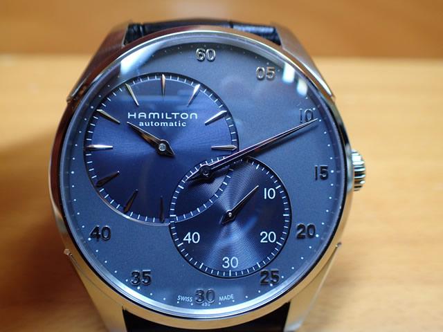 HAMILTON 腕時計 メンズ【送料無料】 Regulator レギュレーター H42615743 Auto ハミルトン オートマチック 【正規輸入品】