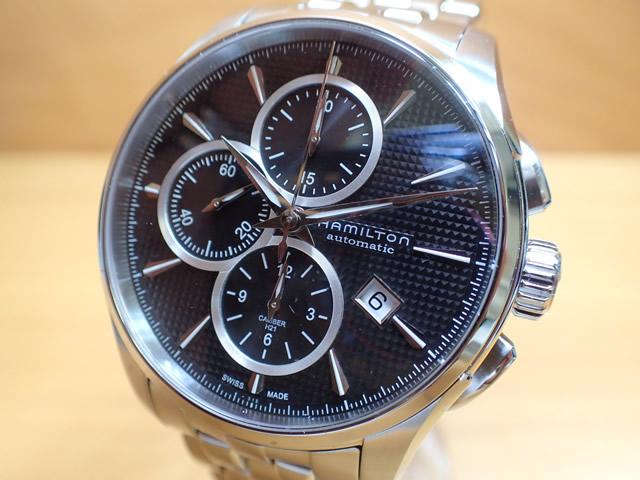 ハミルトン 腕時計 HAMILTON ジャズマスター オートクロノ メタルブレスレット H32596131【送料無料】