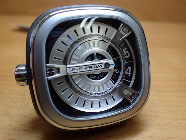 SEVENFRIDAY セブンフライデー 腕時計 Mシリーズ 正規輸入商品 M1セブンフライデーはメーカー保証2年付の正規代理店商品になります。
