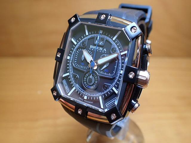 ブレラ オロロジ BRERA OROLOGI 腕時計 スーパースポルティーボ スクエア BRSS2C4603 メンズ 正規輸入品