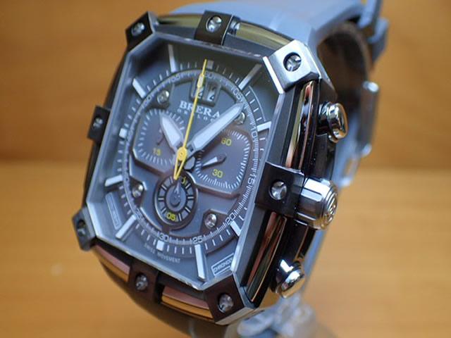 ブレラ オロロジ BRERA OROLOGI 腕時計 スーパースポルティーボ スクエア BRSS2C4602 メンズ 【正規輸入品】