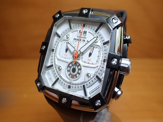ブレラ オロロジ BRERA OROLOGI 腕時計 スーパースポルティーボ スクエア BRSS2C4604 メンズ 正規輸入品