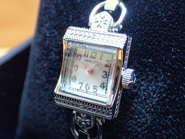 ハミルトン 腕時計 HAMILTON レディ ハミルトン ヴィンテージ クォーツ H31271113 Lady Hamilton Vintage Quartz 【送料無料】