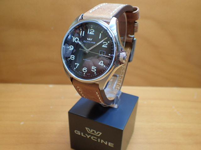 グライシン 腕時計 GLYCINE コンバット6 オートマティック 43mm 3890.17AT.LB7BH メンズ 【正規輸入品】