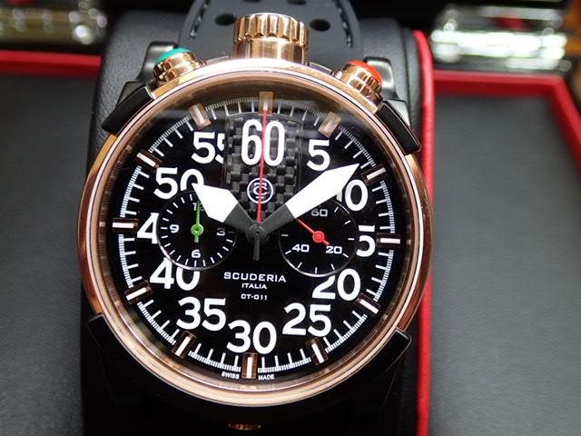CT スクーデリア CT SCUDERIA 腕時計 CS10103 メンズ 【正規輸入品】CTスクーデリアはメーカー保証2年付の正規代理店商品になります。 優美堂 分割払いできます!