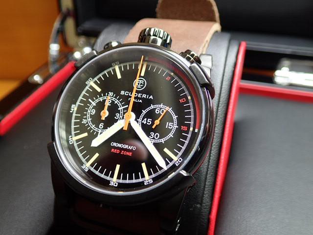 CT スクーデリア CT SCUDERIA 腕時計 CS10110 メンズ 【正規輸入品】CTスクーデリアはメーカー保証2年付の正規代理店商品になります。 優美堂 分割払いできます