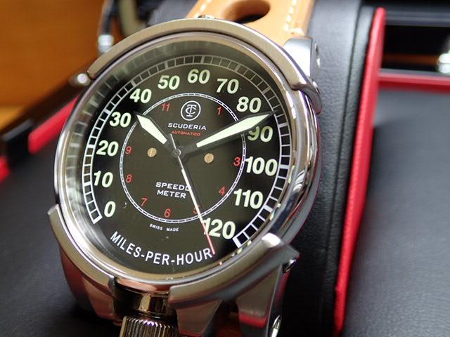 CT スクーデリア CT SCUDERIA 腕時計 CS10210 自動巻き式(オートマチック) メンズ 【正規輸入品】CTスクーデリアはメーカー保証2年付の正規代理店商品になります。