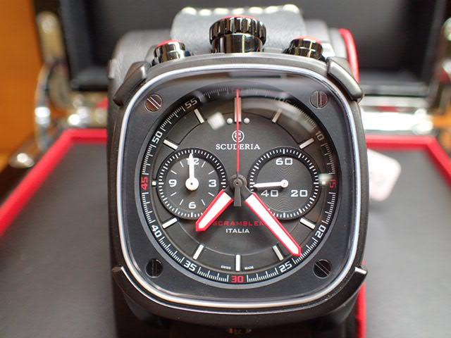CT スクーデリア CT SCUDERIA 腕時計 CS70110 メンズ 【正規輸入品】CTスクーデリアはメーカー保証2年付の正規代理店商品になります。