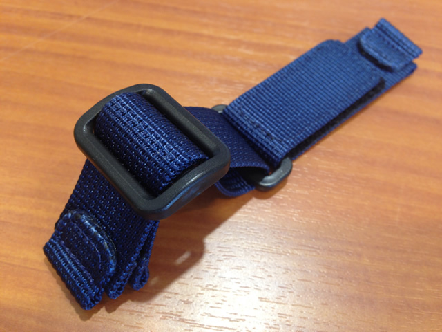23fce206390b4 Watch 20 mm Nylon WENGER Wenger nylon watch band watch belt and 20 mm and  is ...