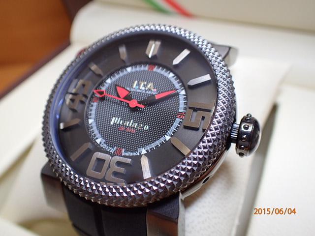 ITA 腕時計 アイティーエー Pirata 2.0 ピラータ 2.0 正規商品 Ref.20.00.01