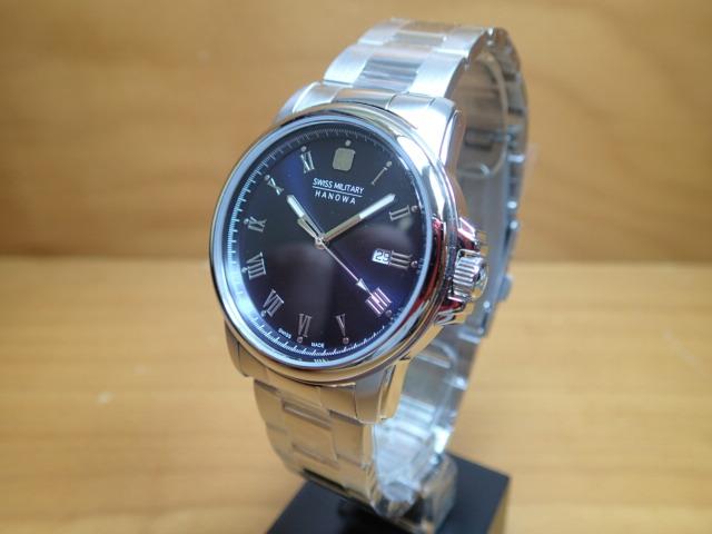 スイスミリタリー 腕時計 ROMAN ローマン ML376 メンズ 【安心の正規輸入品】