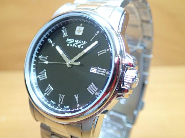 スイスミリタリー 腕時計 ROMAN ローマン ML364 メンズ 【安心の正規輸入品】