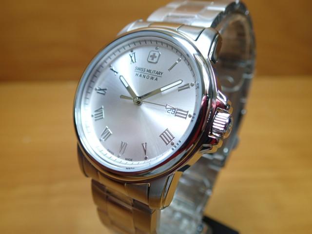 スイスミリタリー 腕時計 ROMAN ローマン ML365 メンズ 【安心の正規輸入品】