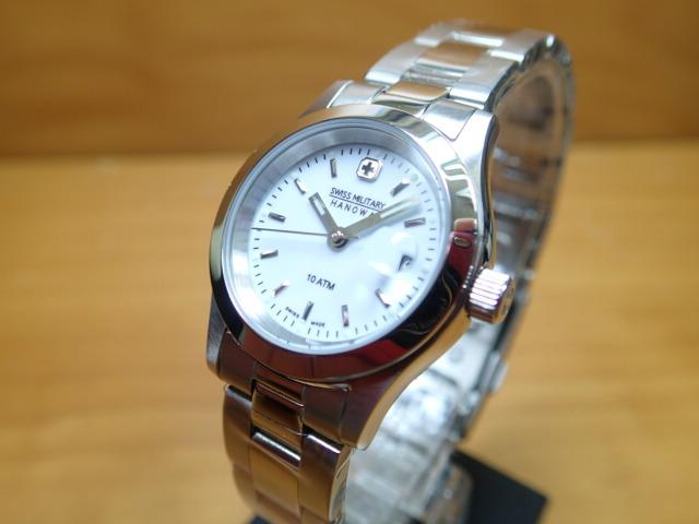 スイスミリタリー 腕時計 エレガント ML102 レディース 【安心の正規輸入品】
