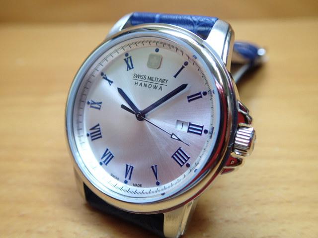 スイスミリタリー 腕時計 ROMAN ローマン ML380 メンズ 【安心の正規輸入品】