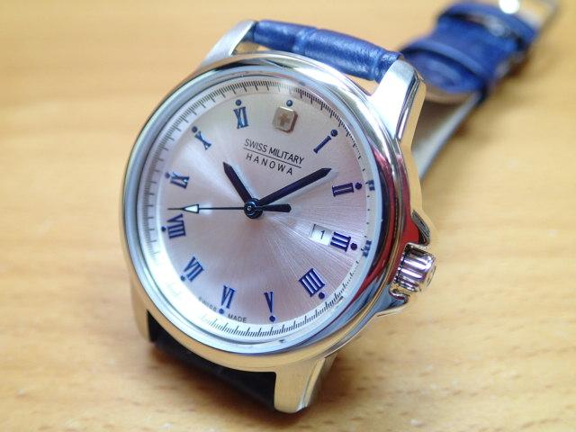 スイスミリタリー 腕時計 ROMAN ローマン ML382 レディース 【安心の正規輸入品】