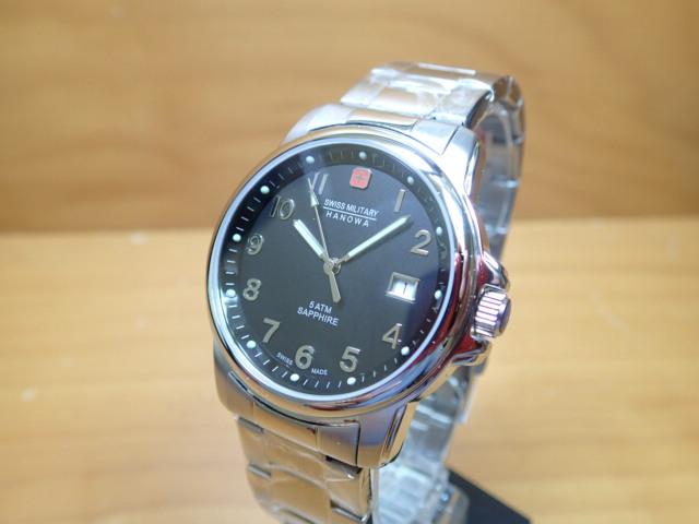 スイスミリタリー 腕時計 CLASSIC RECRUIT クラシック リクルート ML281 メンズ 【安心の正規輸入品】