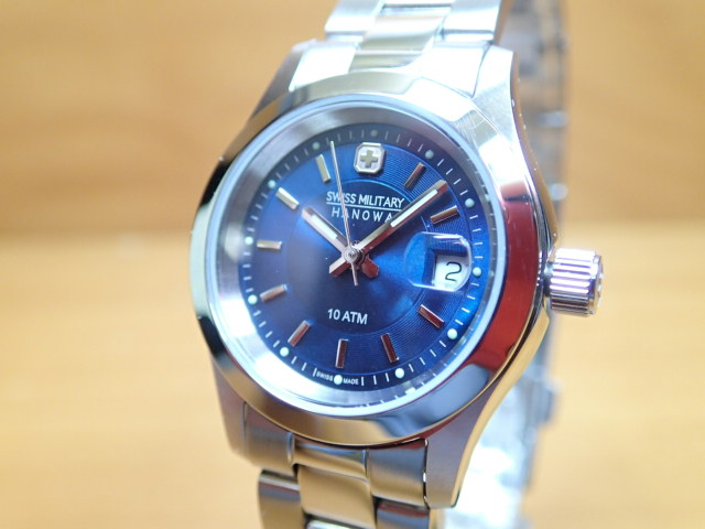 スイスミリタリー 腕時計 PREMIUM エレガント・プレミアム ML309 レディース 安心の正規輸入品