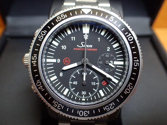 ジン 腕時計 SINN ジン時計 613.EZM13 分割払いもOKです優美堂のジン腕時計はメーカー保証3年つきの正規輸入商品です