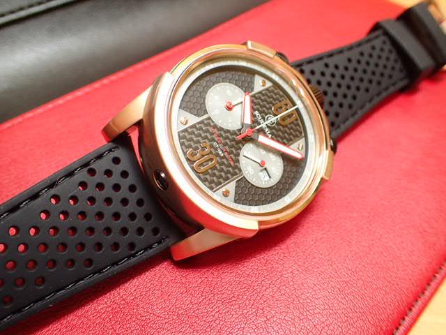 CT スクーデリア CT SCUDERIA 腕時計 CS10140 メンズ 【正規輸入品】CTスクーデリアはメーカー保証2年付の正規代理店商品になります。 優美堂 分割払いできます