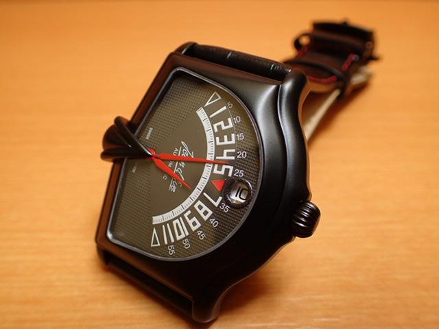 ジャンイブ セクトラ2 メンズ 自動巻き(オートマチック) 腕時計 777051GA.NN.K