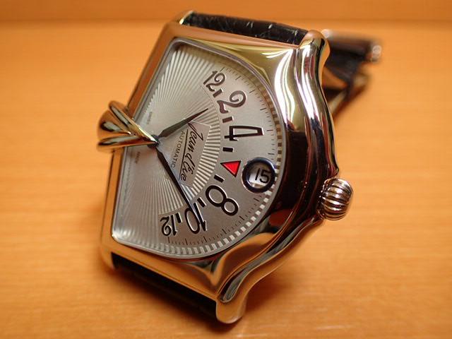ジャンイブ セクトラ2 メンズ 自動巻き(オートマチック) 腕時計 777051AA.AA.K