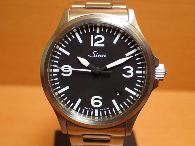 ジン 腕時計 SINN sinn ジン時計 556.A M優美堂のジン腕時計はメーカー保証2年つきの正規輸入商品です