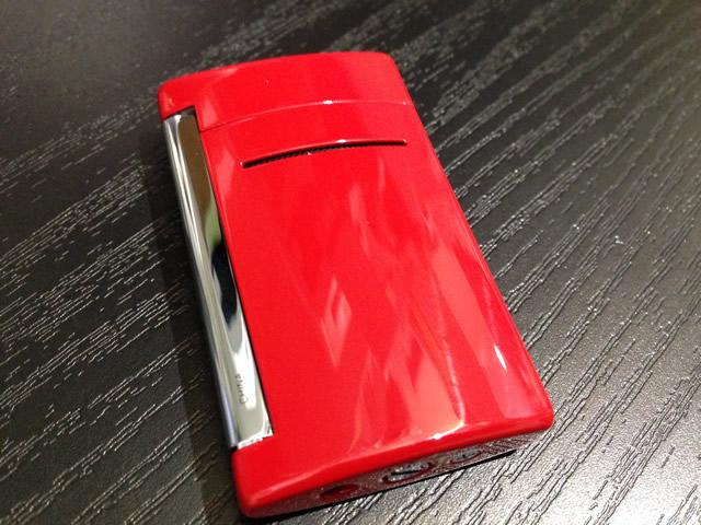 S.T.Dupont エス テー デュポン ライター Minijet ミニジェット ライター ファイアリー レッド 010029